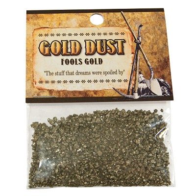 Fools Gold Dust - Pyrite (24)