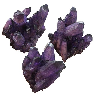 Majestic Purple Quartz Cluster