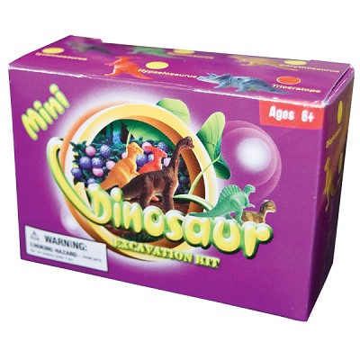 Dig-it-out Mini Kit - Dinosaur Figurine (9)