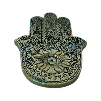 Incense Holders - Hamsa
