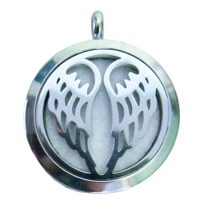 Aromatherapy Pendant - Angel Wings