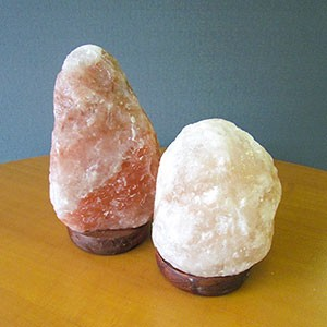Medium B Grade Salt Lamps - BUY 3 GET 1 FREE (Includes 4)