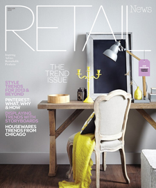 Retail News Trends Issue Cover
