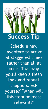 Inventory Success Tip