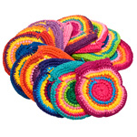 Guatemalan Bags - Assorted Round (12)