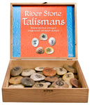 Talisman Stone Display - Assorted (40/display)