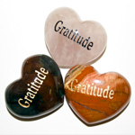 Puffy Heart Gems - Gratitude (6)
