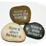 Inspiration Stones - Home is where the heart is (6)