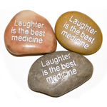 Inspiration Stones - Laughter is the best medicine (6)