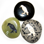 Totem Birth Stones - Crow (6)
