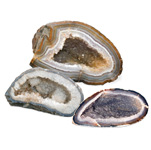 Polished Face Cut Agate Geode Request