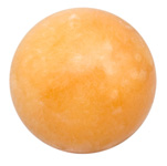 Gemstone Sphere Request - Orange Calcite