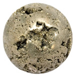 Gemstone Sphere Request - Pyrite