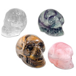 Crystal and Gemstone Skull Request