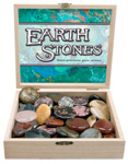 Earth Stones Display - Box (5 lb)
