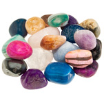 Treasure Mix Tumbled Stones (1 lb)