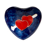 Harmony Heart - Blue - Hearts with Arrow (6)