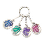 Keychain Cage - Silver (12)