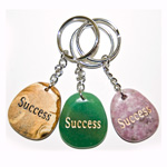 Wish Stone Keychains - Success (6)