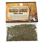 Fools Gold Dust - Pyrite (12)