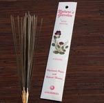 Natures Garden Incense Sticks - Rose (5)