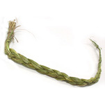 Zenature Sweetgrass Braid - Bulk Unpackaged (6)