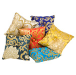 Singing Bowl Pillows - Silk (5 inch)