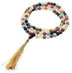 Japa Mala (Prayer Beads) - Stone