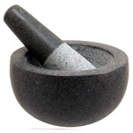 Mortar and Pestle - Granite (6.5 inch)
