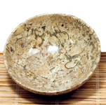Bowl - Fossil Marble (4 inch) (2)