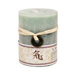 Elemental Pillar Candles - Lavender / Air (2)