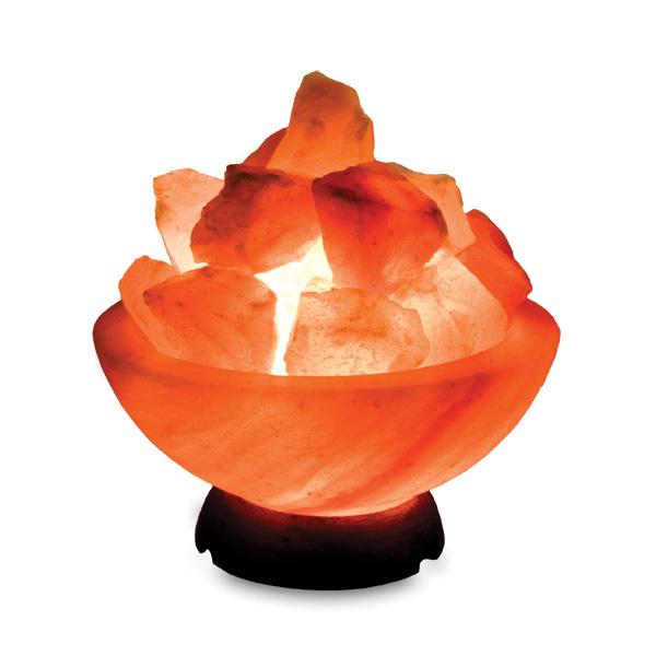 Himalayan Fire Bowl Salt Lamps Canada I Wholesale Gifts
