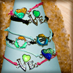 Mood String Bracelets - Assorted (24)