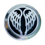 Aromatherapy Car Clip - Angel Wings