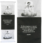 Banner - Buddha Key to Happiness