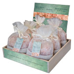 Himalayan Bath Bliss Salt Display - 1 kg (12/display)