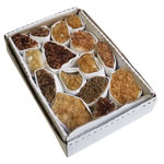 Boxed Crystal Clusters - Citrine
