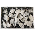 Quartz Cluster Specimens Box - Mini (500 g)