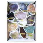 Mineral Delights Specimens Box - Brazil