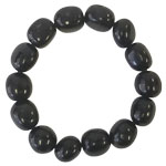 Gemstone Nugget Bracelets - Black Tourmaline