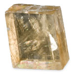 Optical Calcite - Yellow (Small)