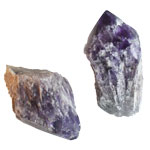 Cathedral Amethyst Torch (small - medium)