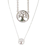 Necklace with Tree of Life Charm (5)
