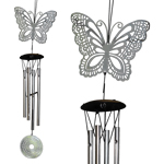 Mandala Wind Chime - Butterfly
