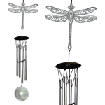 Mandala Wind Chime - Dragonfly