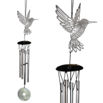 Mandala Wind Chime - Hummingbird