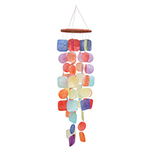 Rainbow Shell Chimes