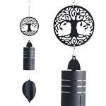 Metal Wind Bell - Tree of Life