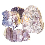 Decorator Mineral Request - Lepidolite Mica