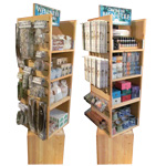 Wellness Gift Centre - Spinner Bin Display (pre-pack)